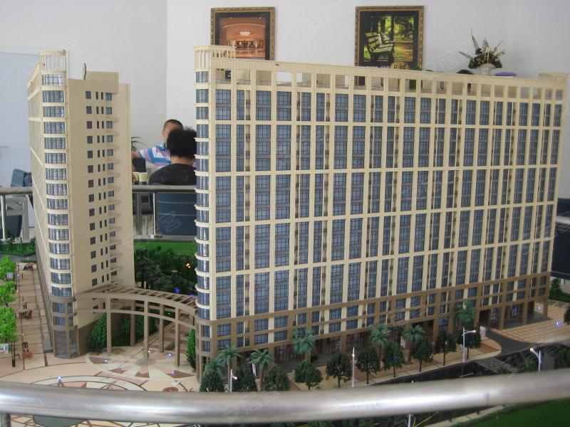 西铁领寓规划图 高清图片