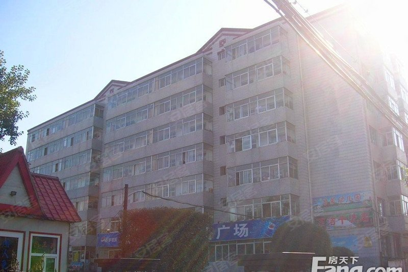 哈尔滨女子监狱_哈尔滨女子监狱家属楼-实景图(1) - 哈尔滨58安居客