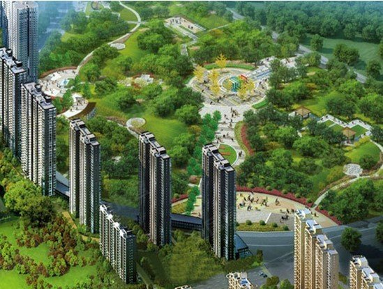 燕达地产兴建 首尔 甜城 打造幸福城邦