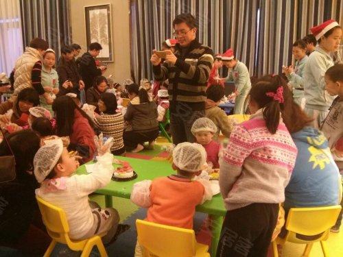 万科翰邻城冬至饺子盛宴受热捧 圣诞9折钜惠